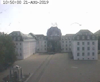 Webcam the Saarbrücken Castle