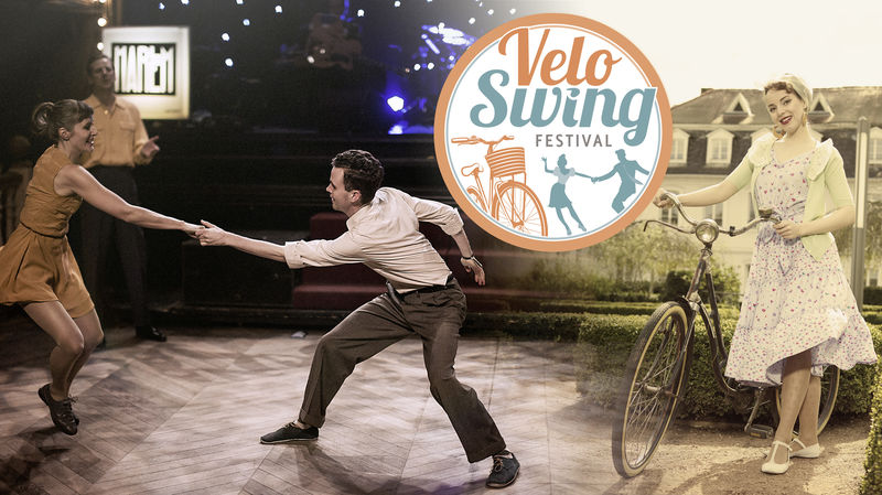Velo-swing festival composing by Linas Mazonas Markus Lutz Daniela Hinsberger